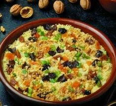 Arroz persa                                                                                                                                                                                 Más Macaroni And Cheese, Grains, Rice, Ethnic Recipes, Food, Gastronomia, Beverages, Persian Rice, Essen