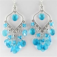 beaded earrings $8.99  20% off entire order if you use code FEB20, good thru Feb only!