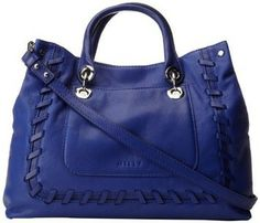 Milly Lapis Blue Tote Bag $429
