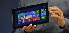 Joe Klamar/AFP; Microsoft anuncia tablet Surface para bater de frente com Apple
