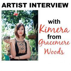 Indie Artist Interview- Kimera Wachna