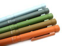 Zebra Sharbo X LT3 Pen Body Component - Orange Flame - ZEBRA SB22-OF