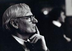 Louis Kahn Portrait
