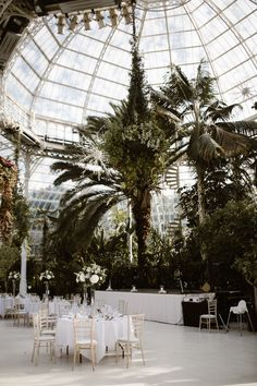 Botanical Reception at Sefton Park Palm House Liverpool - DSB Creative Photography | Contemporary Wedding at The Epstein Theatre & Sefton Park Palm House Liverpool Wedding | Two Grooms in Next Tuxedo's | Yacht Club Liverpool Catering