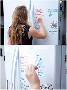 Should You Get a Clear Dry Erase Board Sticker for Your Fridge or Wall? We Discuss the Pros and Cons Compared to Whiteboard Paint and Hanging White Boards