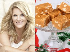 Try this recipe for Ruth Tut Candy from Trisha Yearwood on GAC's 12 Days of Country Cookies!