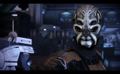 Batarians Arrive in Mass Effect: Andromeda's Multiplayer Accompanied By a New Trailer Mass Effect Races, Mass Effect 2, Mass Effect Characters, Sci Fi Characters, Fictional Characters, Commander Shepard, Original Trilogy, Electronic Art, New Trailers