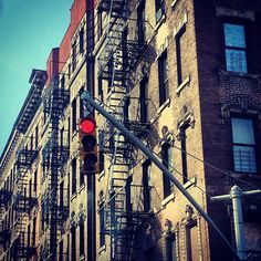 Fire Escapes-Upper East Side-Pre-War-NYC