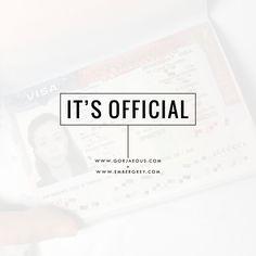 It's Official! | SCATTERBRAIN (www.gorjaeous.com)