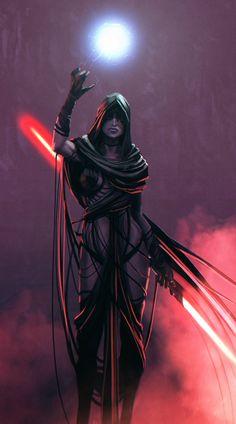 Sith Warrior by Shadzior on DeviantArt