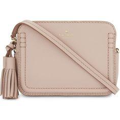 f12fc651de25 Kate Spade New York Orchard Street leather Arla cross-body bag ( 255) ❤