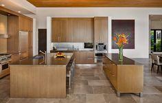 Rift White Oak Veneer Kitchen | Cabinet Door Gallery | Decore.com