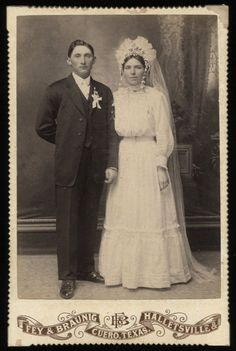 vintage photography victorian brides - Google Search