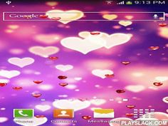 Romantic By Top Live Wallpapers Hq  Android App - playslack.com , Romantic by Top live wallpapers hq - romantic live wallpapers for those in emotion. pretty background images with floating whists will decorate the screen of your smartphone or tablet.