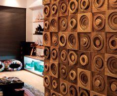 ¿Te atreves con las paredes de madera con acentos en 3D? Si aún no conoces esta tendencia, hoy quedarás alucinado con las imágenes de nuestra galería.