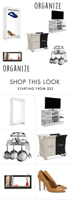 """""""#1"""" by sleekstylish ❤ liked on Polyvore featuring interior, interiors, interior design, home, home decor, interior decorating, Monarch, Berndes, Sabichi and Dee Keller"""