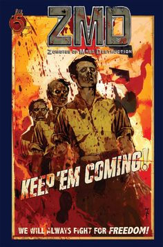 ZMD: Zombies of Mass Destruction    quite possibly one of the best worst movies I've ever seens.