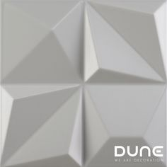 MULTISHAPES SMOKE - 25X25cm -   Tile with multiple 3D reliefs, featuring four miniature versions of the Shapes Series 25×25 tiles. In matt-grey, allowing for plenty of variation in the way it is used to achieve a play of volumes that accentuate the light.     #duneceramica#diseño#calidad#azulejos#creatividad#design#quality#tiles#creativity#innovation#trend#fashion#decorationwww.dune.es/...
