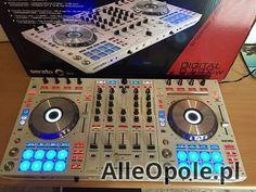 Pioneer DDJ-SX kontroler DJ jedyny koszt 430 Euro / Pioneer DDJ-RX kontroler DJ jedyny koszt 700 Euro (Anglii, Wielkiej Brytanii.)
