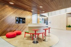 Coca-Cola Office by Stone Designs - Office Snapshots