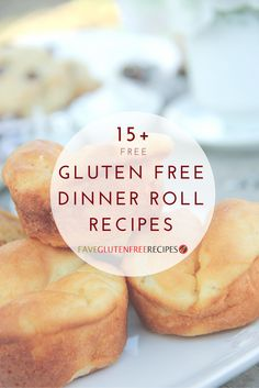 If you're looking for gluten free dinner rolls recipes, then you've found the perfect collection! These homemade roll recipes make for the perfect side dishes to any meal.