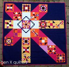 Gen X Quilters - Quilt Inspiration | Quilting Tutorials & Patterns | Connect: BOM