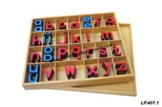 Movable Alphabet - local store