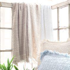 Pine Cone Hill Anka Throw Blanket