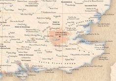 Atlas of True Names: The literal meanings of places in the British Isles, mapped