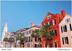 8 Iconic Streets to Explore in Charleston, SC | Charlestonly.com