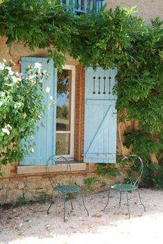 Kathryn Ireland's home in the Tarn et Garonne region of Southwest France