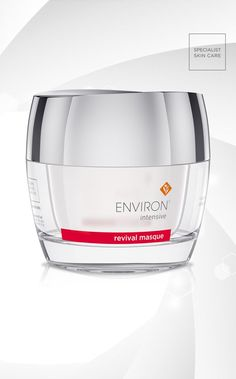 The Intensive Revival Masque perfects the art of creating visibly luminous | Environ Skin care | Your Skin Reborn Beautiful