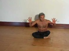 Simon Borg-Olivier teaching the essence of vinyasa yoga