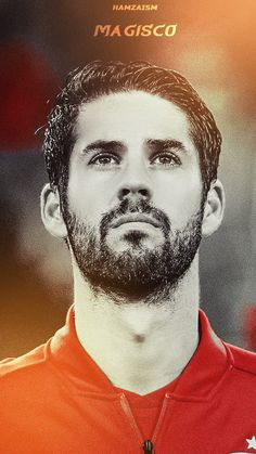@isco_alarcon | Spainish Wizard pic.twitter.com/H2LN08mvb5 Isco Real Madrid, Equipe Real Madrid, Isco Alarcon, Real Madrid Football, Beard Styles, Football Players, The Magicians, Iphone Wallpaper, Spanish