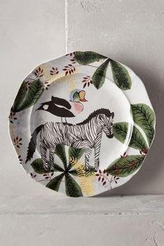 Echo Treks Dessert Plate - anthropologie.com #anthrofave