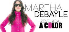 Tips de belleza con Martha Debayle