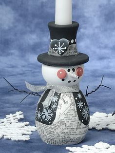 The Decorative Painting Store: Beyond the Seasons By Laurie Speltz Snowman Crafts, Christmas Projects, Holiday Crafts, Hand Painted Gourds, Hand Painted Ornaments, Christmas Snowman, Christmas Ornaments, Nutcrackers, Reno