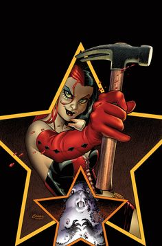 HARLEY QUINN #0 DIRECTOR'S CUT Written by AMANDA CONNER, JIMMY PALMIOTTI and others Art by AMANDA CONNER, and others Cover by AMANDA CONNER
