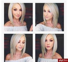 15 Pretty Hairstyles for Medium Length Hair - http://bestshorthaircuts.com/15-pretty-hairstyles-for-medium-length-hair/