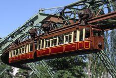 suspension railway in Wuppertal, DE   ..rh