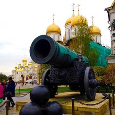 📸: a very imposing Tsar Canon inside the Kremlin Walls! Moscow Russia, The Girl Who, Cannon, Wander, Walls, Photo And Video, Instagram, Wands, Wall