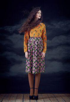 Charlotte Taylor » Autumn / Winter 12