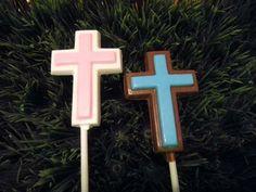 Cruces de Chocolate
