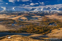Russia - one photo per post Siberia, Eurasian Steppe, Russian Landscape, Altai Mountains, Back In The Ussr, Adventure Awaits, First Photo, Wonders Of The World, Wilderness