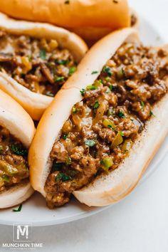 Pot Roast Recipes, Ground Beef Recipes, Meat Recipes, Cooking Recipes, Dinner Recipes, Good Hamburger Recipes, Recipies, Meatloaf Recipes, Hot Beef Sandwiches