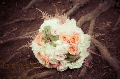Laura Faherty Photography, Wedding, Flowers, Woods
