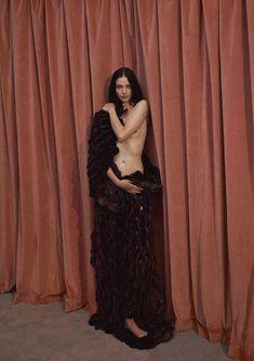 Mariacarla Boscono photographed by Sean & Seng for Pop #33