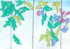 PALMHOUSE Collection Tropical Artwork, Kew Gardens