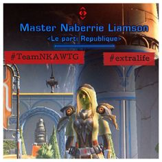 #TeamNKAWTG for #extralife raising $ to help Children's Miracle Network Hospitals please donate if you can! http://www.extra-life.org/index.cfm?fuseaction=donordrive.participant&participantID=62386