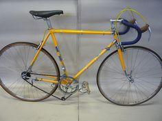 1951 Bartali bike with Cervino gearing.